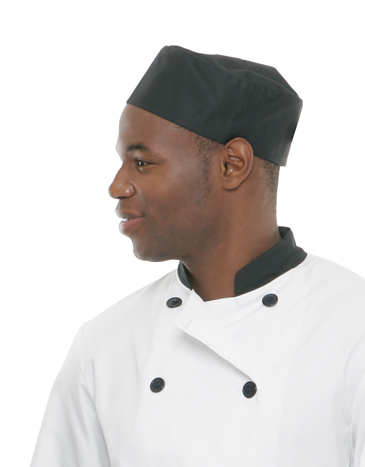 Chef Hat<br><b>New Color(s): Royal Blue & Charcoal</b>