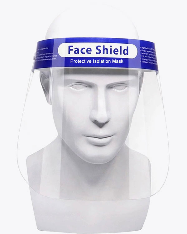 Protective Face Shield - 16 Pcs/Pack - PFS2016