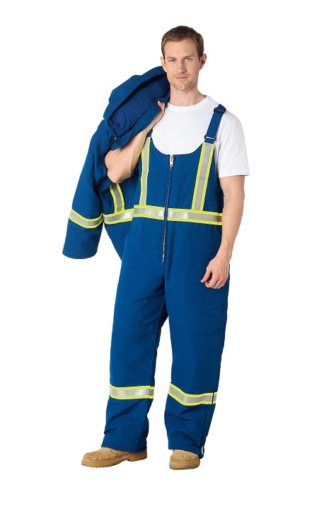 NOMEX® IIIA Insulated Flame Resistant Bib Pant